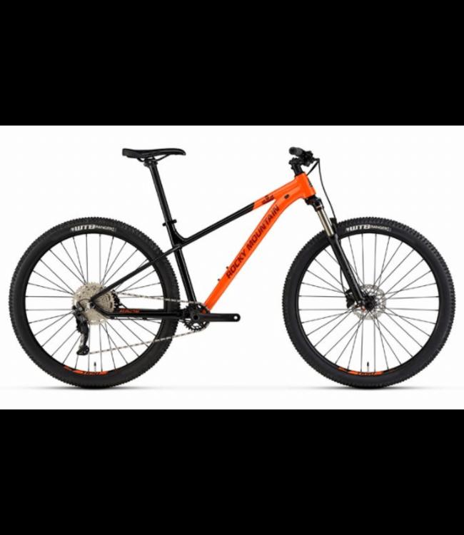 Rocky Mountain Bicycles Rocky Mountain, Fusion 30 2021, Black/Orange, M