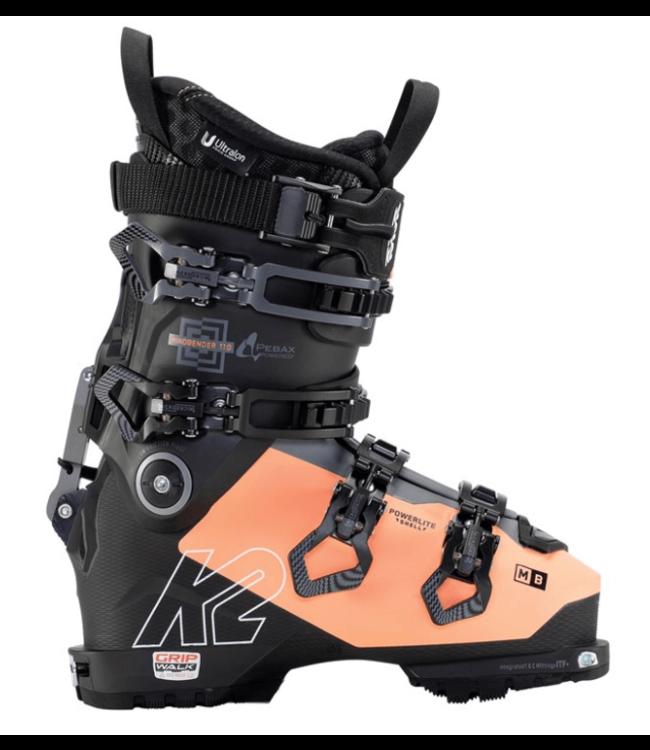 K2 K2, Mindbender 110 Alliance GW 2022, Black/Orange
