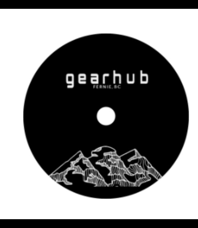 Ground Keeper Ground Keeper, GearHub Logo Topcap, Black