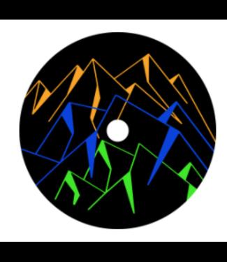 Ground Keeper Ground Keeper, GearHub Neon Mountains Topcap