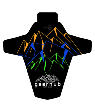 Ground Keeper Ground Keeper, GearHub Neon Mountains Fender