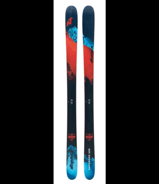 Nordica Nordica, Enforcer 100 2021, Red/Blue