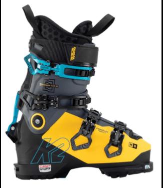 K2 K2, Mindbender Team Jr 2021, Yellow/Gray/Black