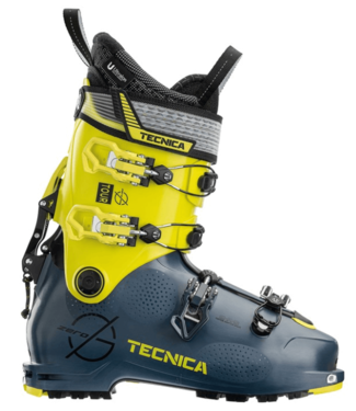 Tecnica Tecnica, Zero G Tour 2021, Blue/Yellow