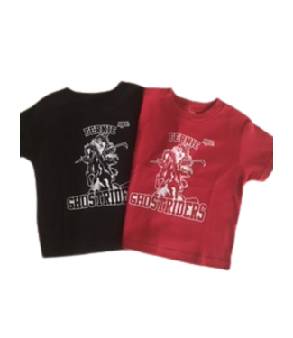 Ghostriders, Youth T-Shirt, Horse & Rider