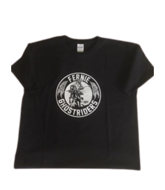 Ghostriders, Youth T-Shirt, Ghostrider Circle