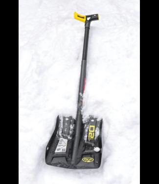 BCA BCA, D2 EXT Shovel with Folding Saw