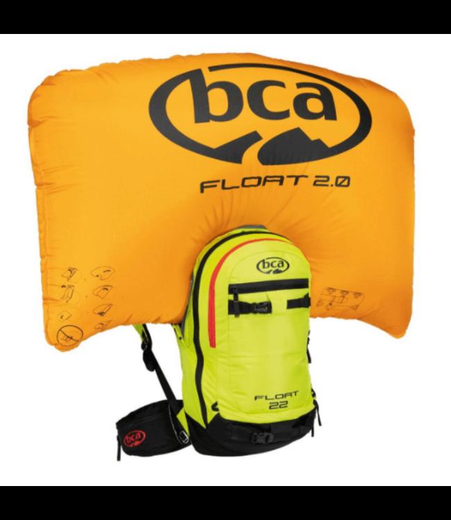 BCA BCA, Float 22 Airbag, 2020, Radioactive Lime