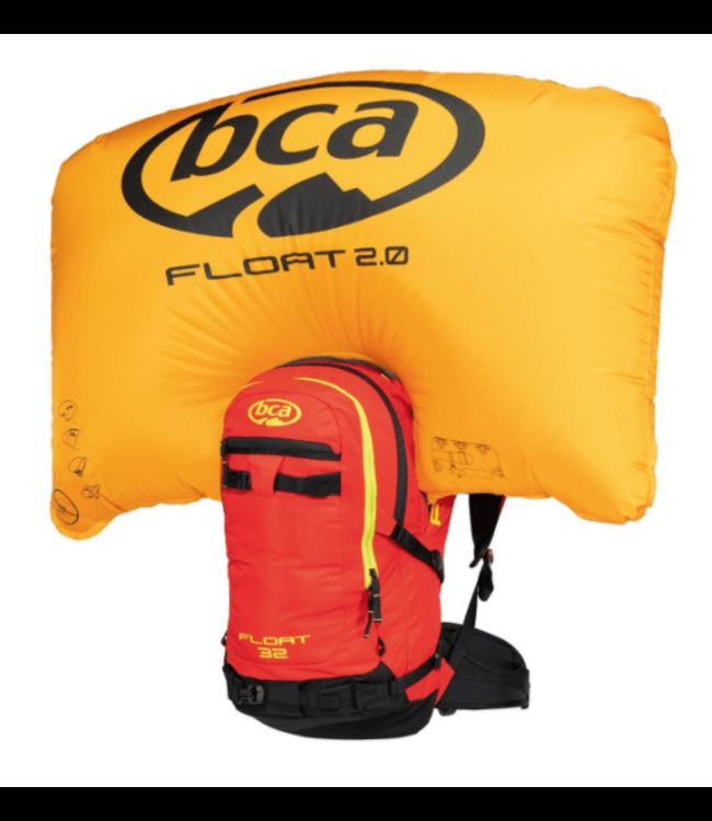 BCA BCA, Float 32 Airbag, 2020, Warning Red