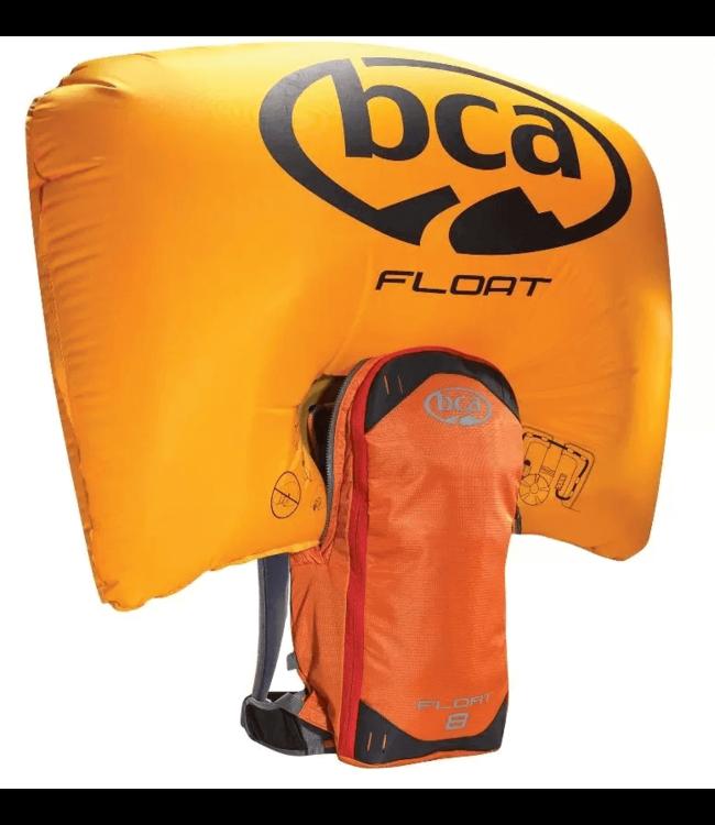 K2 BCA, Float 8 Airbag, Orange