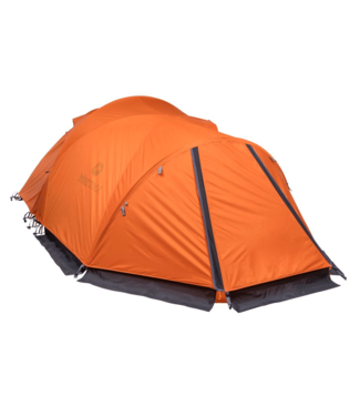 Marmot Marmot. Thor 3 Person Tent, Blaze/Black/Red