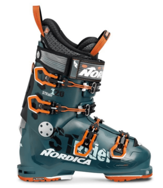Nordica Nordica, Strider 120 DYN 2019, Blue/Orange