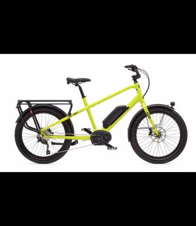 Benno Bikes Benno Bikes, Boost E Performance 400W, Neon Yellow
