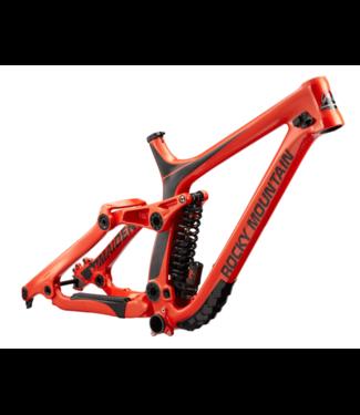 Rocky Mountain Bicycles(Canada) Rocky Mountain, Maiden World Cup Frame 2017, Medium, Orange, carbon