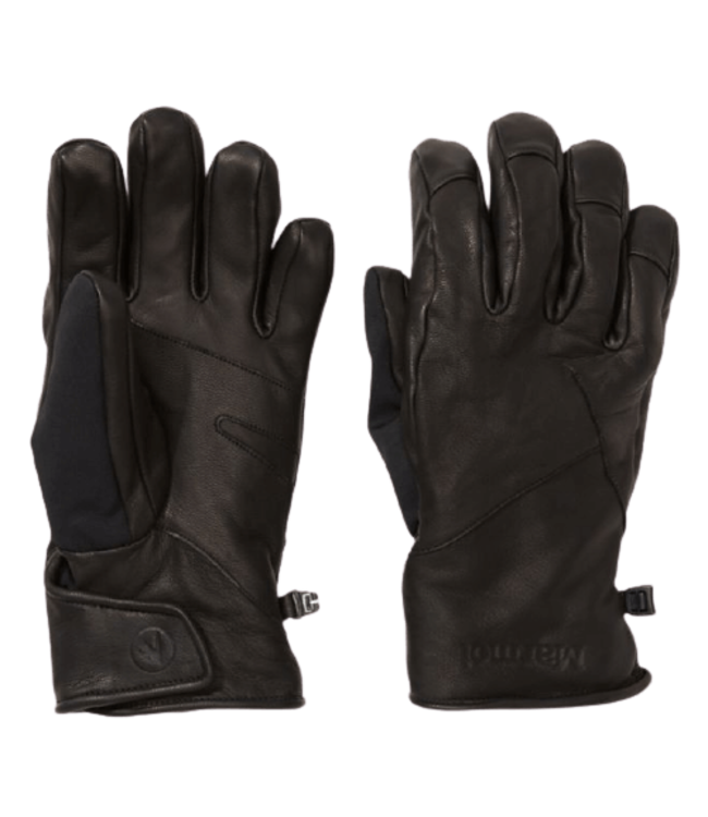 Marmot Marmot, Mens Dragtooth Undercuff Gloves