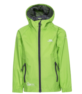 Trespass Trespass, Qikpac Youth Waterproof Jacket