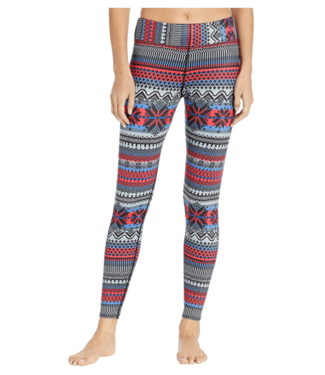 Hot Chillys Hot Chillys Womens MEC Print Tight