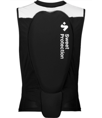 Sweet Protection Sweet Protection, Back Protector Race Mens, Black/White,
