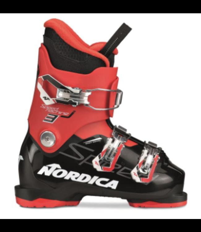 Nordica Nordica, Speedmachine J 3, Black 2021