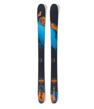 Nordica Nordica, Enforcer 95 S 2021, Black/Blue/Orange