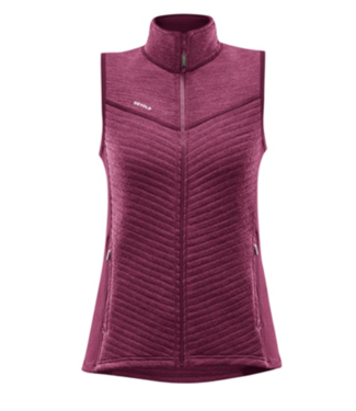 Devold Devold, Ws Tinden Spacer Vest, Plum Purple, M