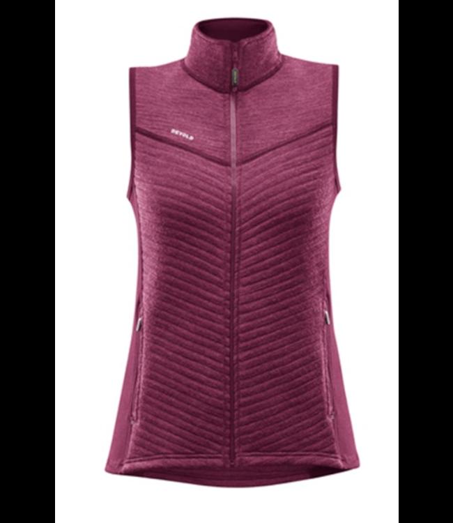 Devold Devold, Ws Tinden Spacer Vest, Plum Purple, M
