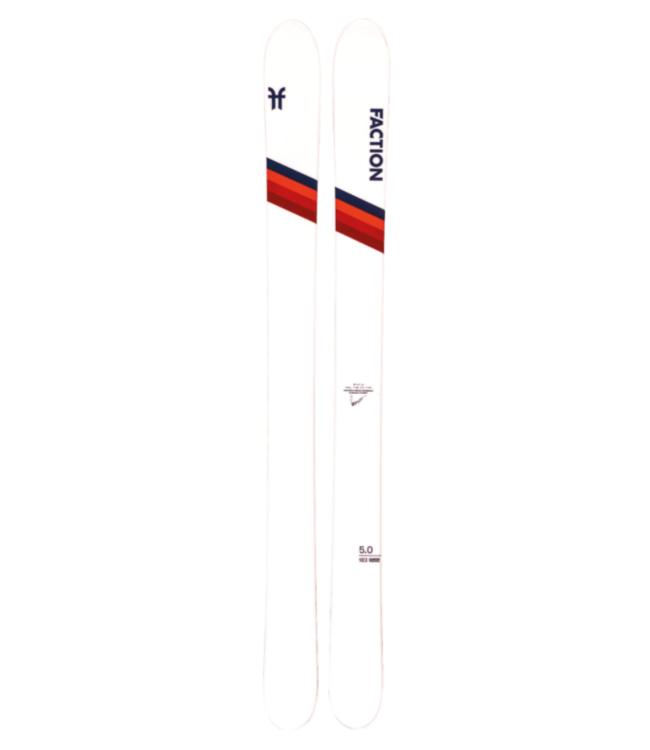 Faction Faction, Candide 5.0 2021, 190cm, White