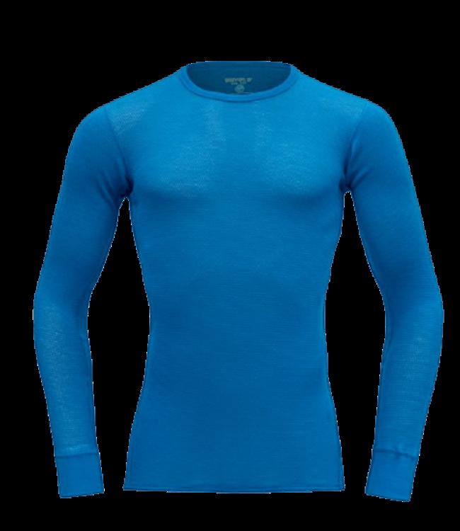 Devold Devold, Ws Wool Mesh Shirt, Skydiver Blue, S
