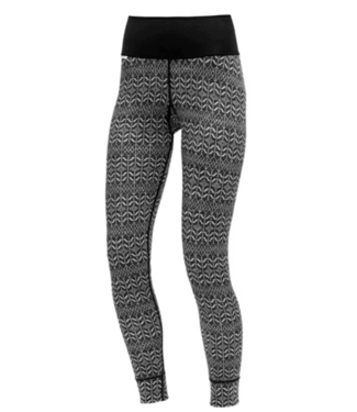 Devold Devold, Ws Vams Long Johns, Caviar Black/White, M