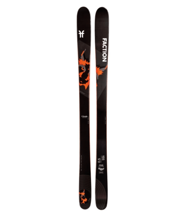 Faction Faction, Prodigy 0.5 2021, 125cm, Black/Orange
