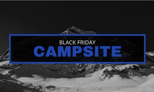 Campsite - CLEARANCE