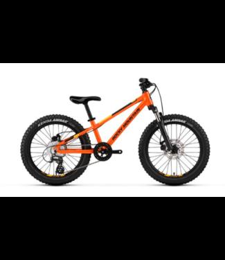 Rocky Mountain Bicycles Rocky Mountain, Soul Jr 20 2021, Orange/Black