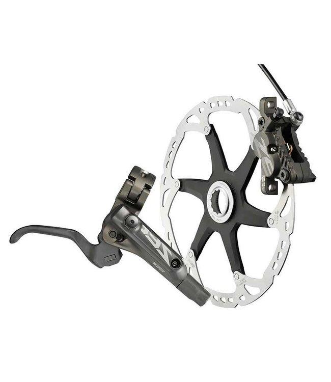Shimano Shimano, Zee BR-M640/BL-M640-B, Pre-assembled hydraulic disc brake, Front, No Rotor, No adaptor