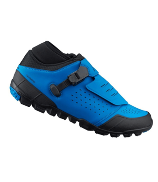 Shimano Shimano, SH-ME701 Bicycle Shoes, Blue, 43.0