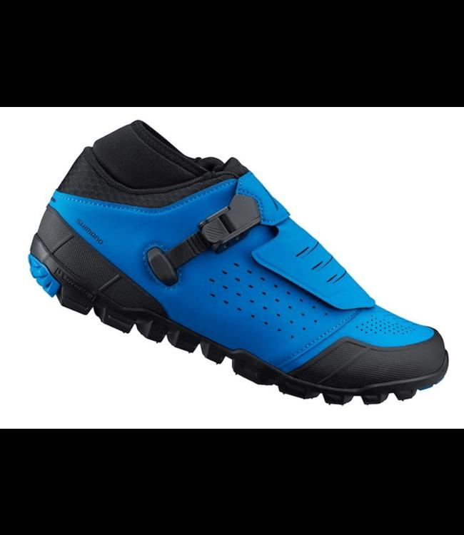 Shimano Shimano, SH-ME701 Bicycle Shoes, Blue, 43.0