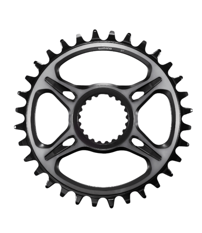 Shimano Shimano, CHAINRING FOR FRONT CHAINWHEEL  SM-CRM95 FOR FC-M9100-1 M9120-1  32T FOR CHAIN LINE 52MM