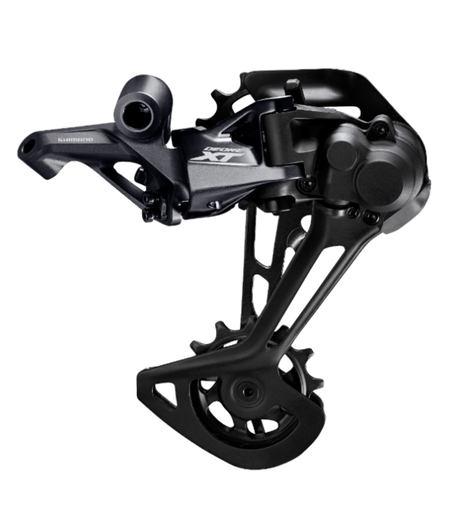 Shimano Shimano, Rear Derailleur, RD-M8100, XT, SGS 12-Speed, Shadow Plus Design, Direct Attachment