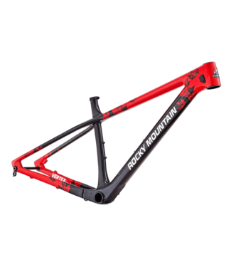 Rocky Mountain Bicycles Rocky Mountain, Vertex Carbon Frameset Red/Black SM