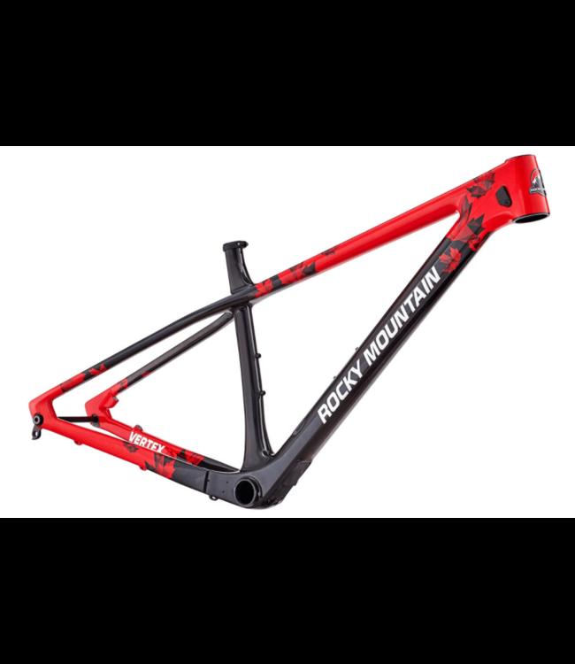 Rocky Mountain Bicycles Rocky Mountain, Vertex Carbon Frameset Red/Black SM