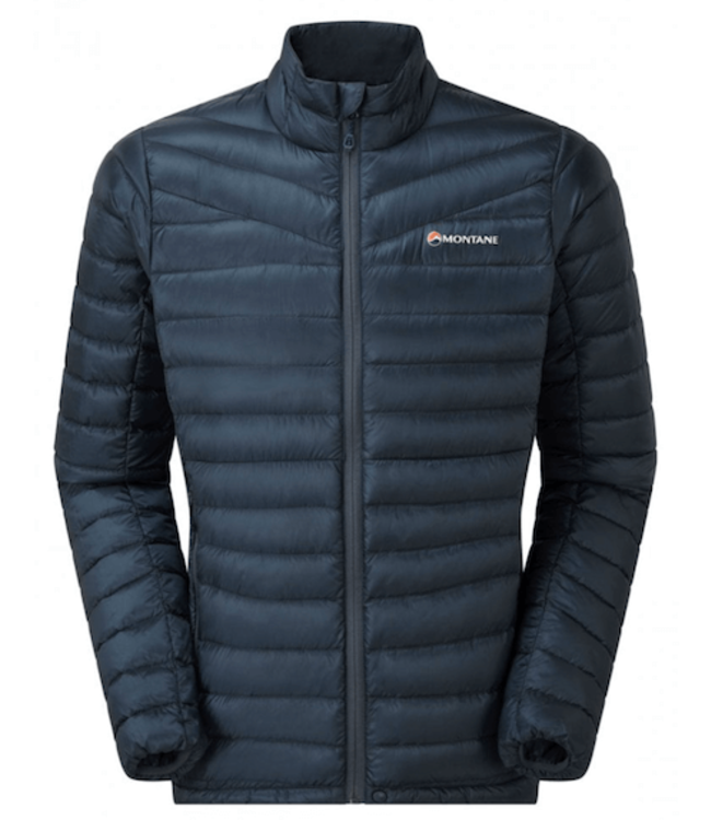 Montane Montane, Featherlite Down Micro Jacket, Blue, M