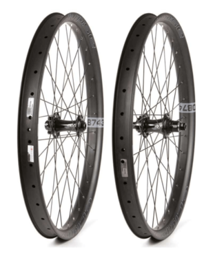 Eclypse Eclypse, DB743 Plus Boost XD, Wheel, Front and Rear, 27.5'' / 584, Holes: F: 32, R: 32, F: 15mm, R: 12mm, F: 110, R: 148, Disc IS 6-bolt, SRAM XD, Pair, Black