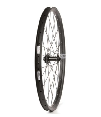 "Eclypse Eclypse, DB729 27.5"", Wheel, Front, 27.5"" / 584, Holes: 28, 15mm TA, 100mm, Disc IS 6-bolt, Black"