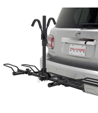 Hollywood Racks Hollywood Racks, Trail Rider, Hitch Mount Rack, 1-1/4'' and 2'', Bikes: 2