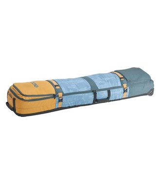 EVOC EVOC, Snow gear roller, Snowboard transport bag with wheels, Yellow/Blue, L
