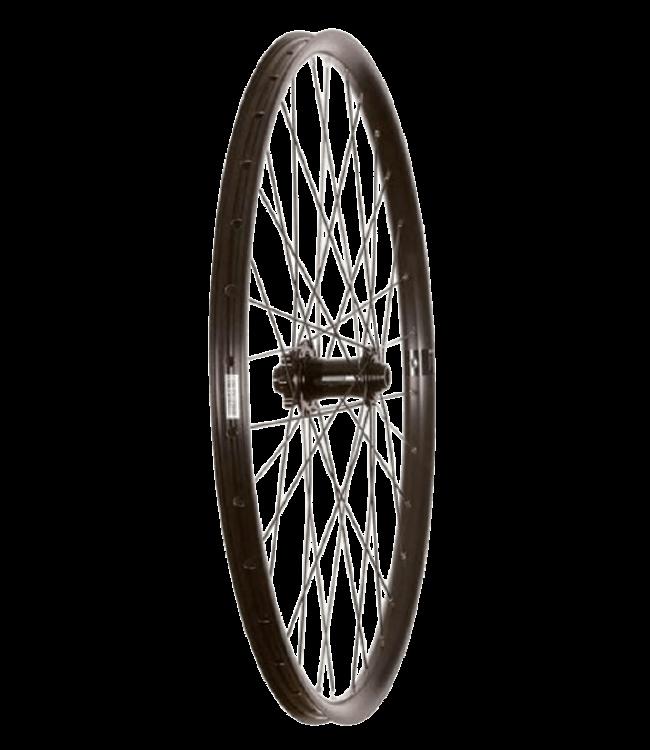 Wheel Shop, Mavic EN427 Disc Black/ Novatec D881SB, Wheel, Front, 27.5'' / 584, Holes: 32, 20mm TA, 110mm, Disc IS 6-bolt, Black