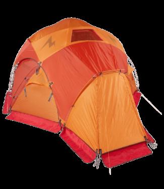 Marmot Marmot, Lair 8-Person Tent, Terra Cotta/Pale Pumpkin Orange