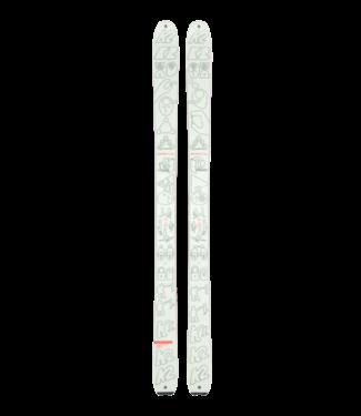 K2 K2, Wayback 96 Geoff McFetridge LTD 2021, White