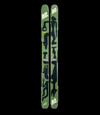 K2 K2, Reckoner 112 Geoff McFetridge LTD 2021, Green/Black