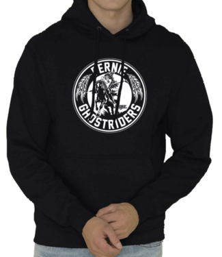 Ghostriders, Youth Hoodie Ghostrider Circle Black