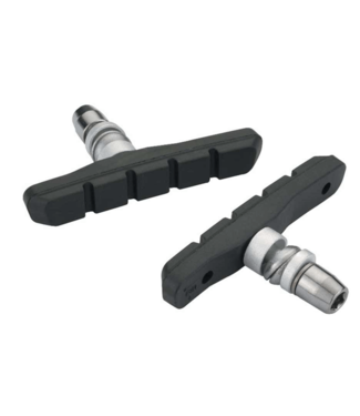 Jagwire, Mountain Sport, V-brake pads, All-Weather (Aw), Black, per pair